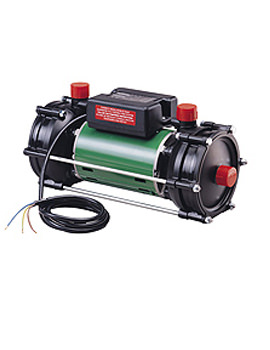 Salamander Twin Impeller Shower Pump Positive Head - RHP50-AC-396