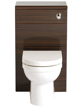 Heritage Zaar Back To Wall WC 510mm - PZWF00