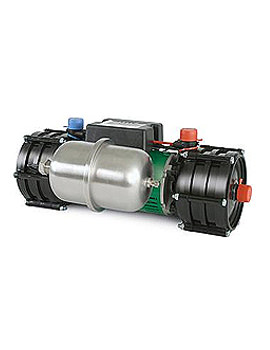 Salamander ESP CPV 50 Twin Impeller Pump - Positive And Negative Head