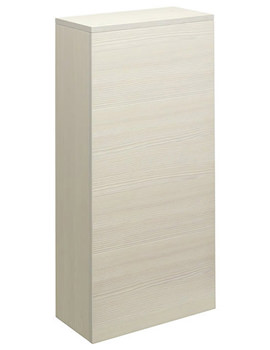 WC Furniture Unit 54cm Glacier - SP5492GL