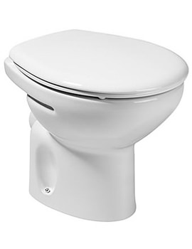 Related Roca Laura Back To Wall WC Pan 495mm - 347396000