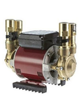 Amazon STN-3.0 B Negative Twin Brass Shower Pump