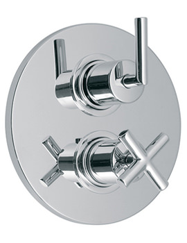 Elements Concealed Thermostatic Shower Valve - ELE-248B