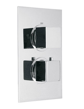 Mix Concealed Thermostatic Shower Valve Three-Fourths Inch
