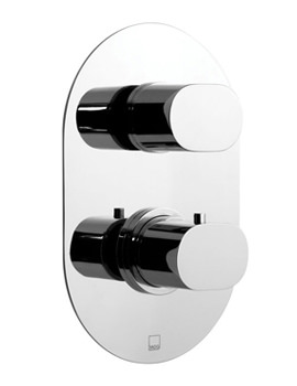 Life Concealed Thermostatic Shower Valve