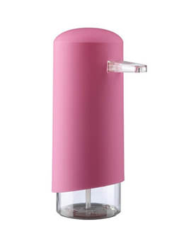 Croydex Homeware Pink Foam Soap Dispenser - PA661223