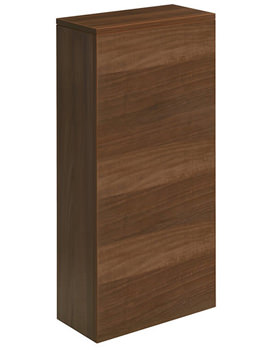 WC Furniture Unit 54cm Walnut - SP5492WT