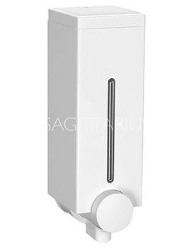 Related Sagittarius Compact 1 Section Soap Dispenser - AC-265-C