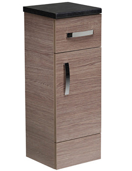 Courier 300mm Montana Gloss Floor Cupboard - CR30FCMG