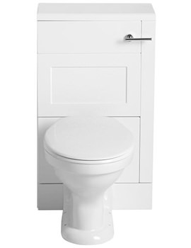 Related Heritage Belmonte Back-To-Wall WC 505mm - PBWF00