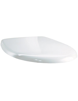 Galerie Toilet Seat And Cover With Bottom Fix Stainless Steel Hinges