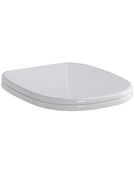 Twyford Quinta Toilet Seat And Cover - QT7861WH