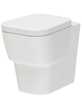 Back To Wall Pan With Soft Close Seat - NCR306