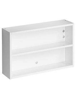 Ideal Standard Concept Space 600mm Fill In Shelf Unit Gloss White