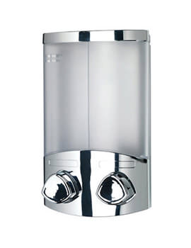 Euro Dispenser Duo Chrome - PA660941