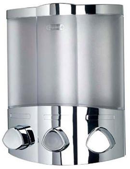 Related Croydex Euro Dispenser Trio Chrome - PA661041