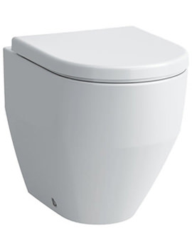 Laufen Pro Floorstanding Back To Wall Washdown WC Pan