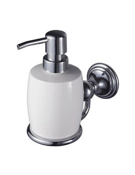Haceka Allure Soap Dispenser Chrome - 1126182