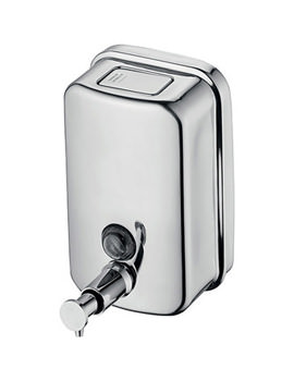 Related Ideal Standard IOM Stainless Steel Soap Dispenser - A9109MY