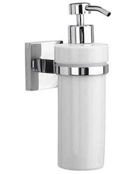 Related Croydex Brompton Flexi-Fix Soap Dispenser And Holder - QM576641
