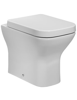 Structure Back To Wall WC Pan With Soft Close Toilet Seat