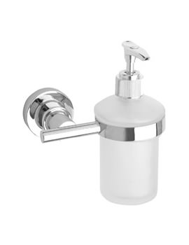 Red Dot Luup Soap Dispenser - LU412