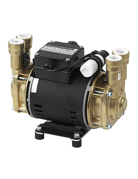 Techflow Twin Impeller Pump With Positive Head - Turbo 1