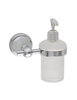 Red Dot Yoork Soap Dispenser - YO412CR