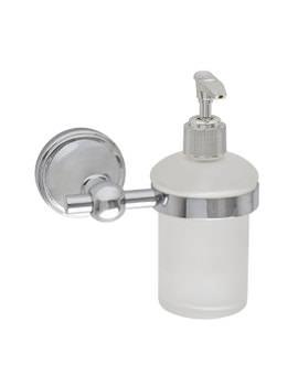 Related Red Dot Yoork Soap Dispenser - YO412CR