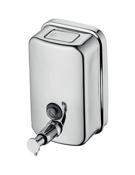 Related Ideal Standard IOM Stainless Steel Wall Mounted Soap Dispenser