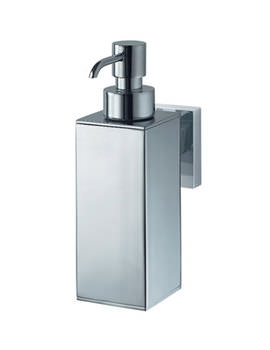 Haceka Mezzo Metal Soap Dispenser Chrome - 1122439