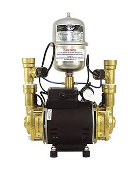 Techflow Turbo 1 Twin Impeller Pump - Negative Head 1 Bar - Turbo 1