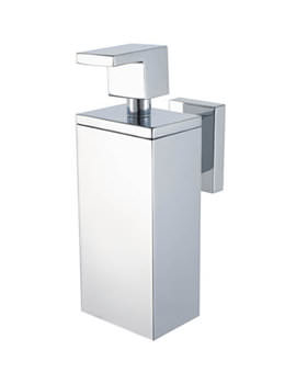 Haceka Edge Soap Dispenser Chrome - 1143814
