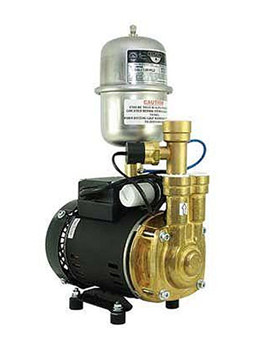 Techflow Turbo Single Impeller Pump - Negative Head - Turbo 3SE-NHE