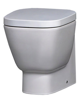 Elena Back-To-Wall WC Pan With Soft Close Seat 520mm