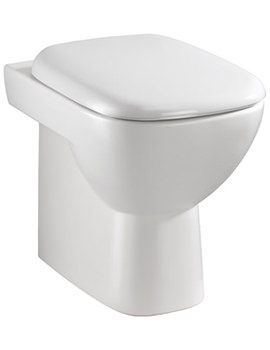Moda Back To Wall WC Pan 509mm - MD1438WH