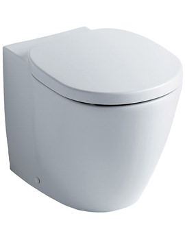 Ideal Standard Concept Back-To-Wall WC Pan 550mm - E791601