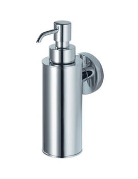 Pro 2500 Metal Soap Dispenser Brushed Nickel - 1138400