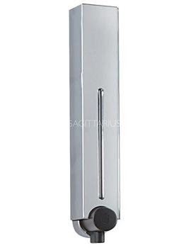 Related Sagittarius Slimline 1 Section Soap Dispenser - AC-204-C