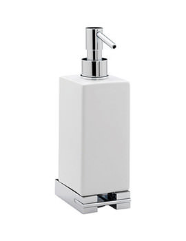 Kubic Wall Mounted Liquid Soap Dispenser - 60680