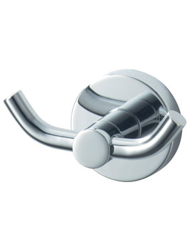 Haceka Kosmos Double Hook Chrome - 1113497