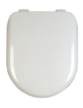 Twyford Entice Toilet Seat And Cover 6 Inch - EN7860WH