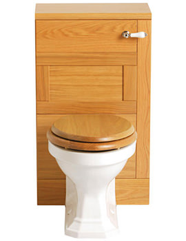 Related Heritage Granley Back To Wall WC Pan - PGRWF00