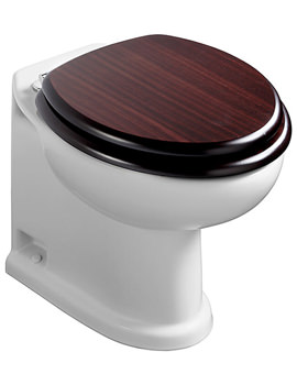 Traditional Back To Wall WC - E480001