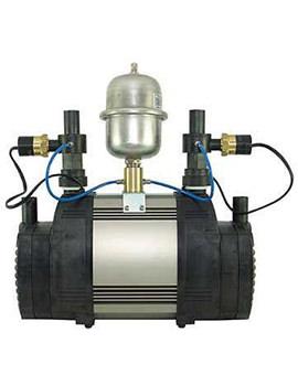 Techflow QT80-2-NHE Twin Impeller Pump - Negative Head -QT80-2-NHE