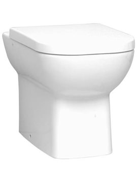 Related VitrA Retro Back To Wall WC Pan With Toilet Seat - 5159B003-0075