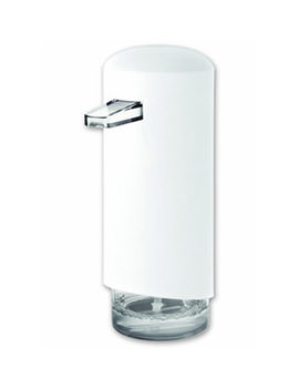 White Foam Soap Dispenser - PA661222