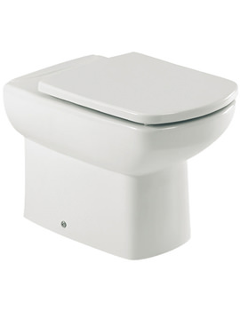 Related Roca Senso Compact Back To Wall WC Pan With Toilet Seat - 347517000