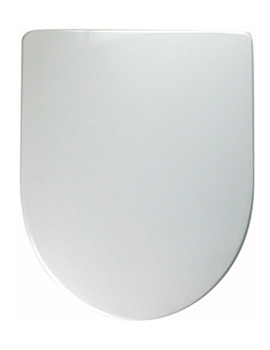 Twyford 3D Toilet Seat And Cover With Stainless Steel Hinges