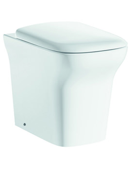 Grace Back-To-Wall WC Bowl And Soft Close Seat 540mm